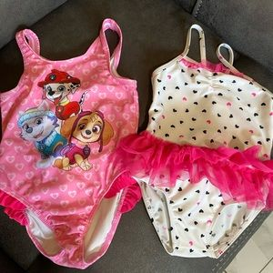 Babygirl swimming suits